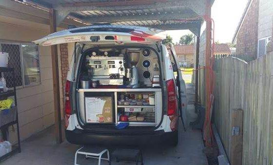 Business for sale Mobile Cofee Van