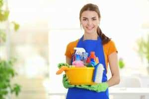 Cleaning services and supplies business for sale $149,900