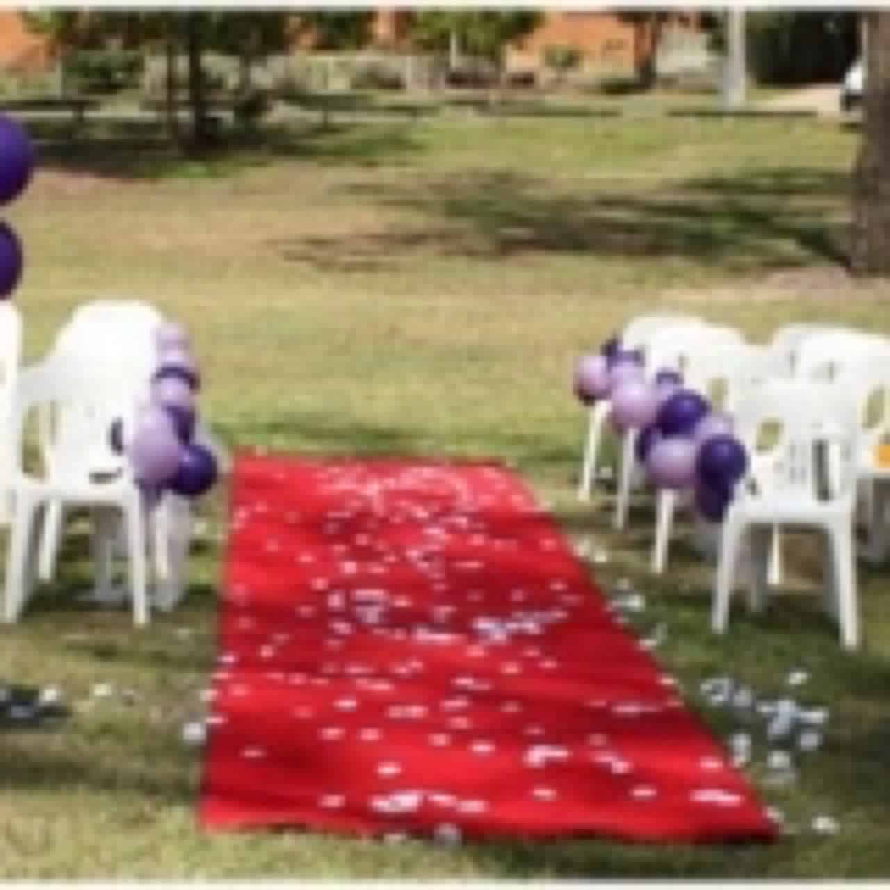 124 Party and Event Hire Business for sale 0412 179 306