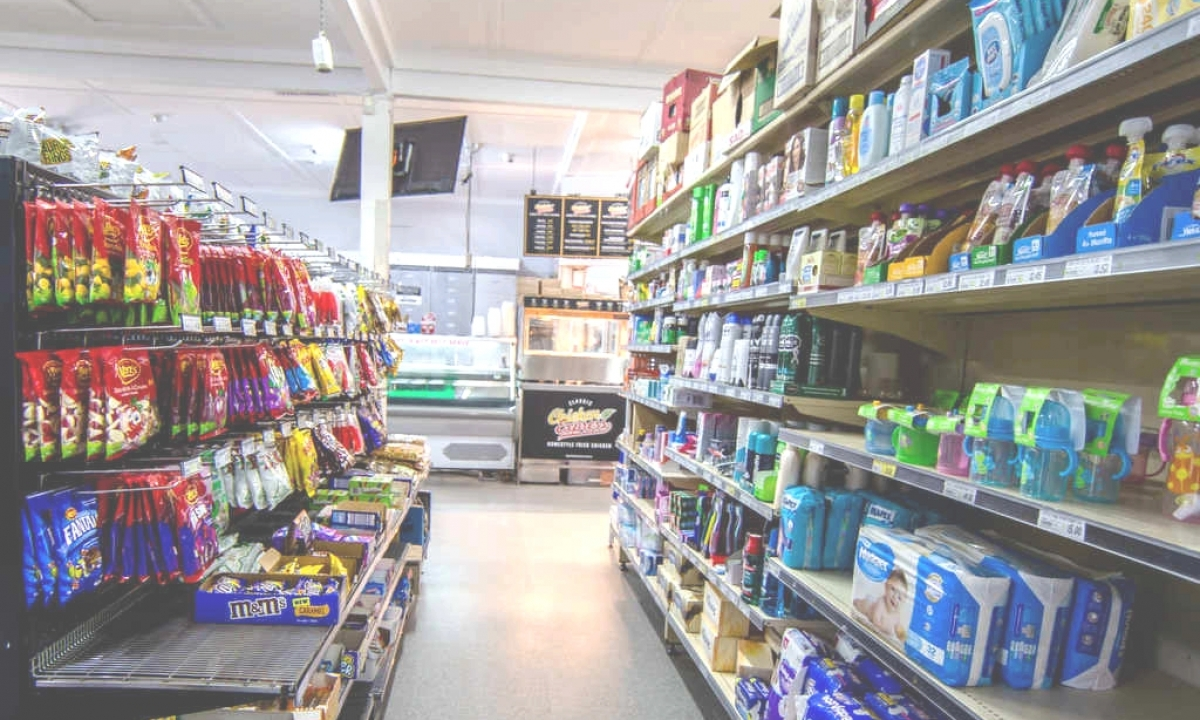 001 Convenience Store St George for sale