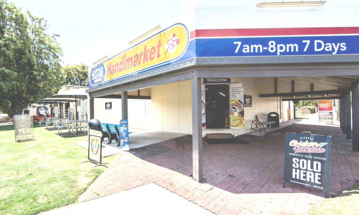 018 Convenience Store St George for sale